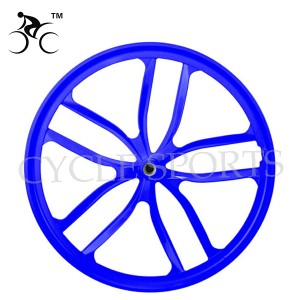 Factory Promotional Aluminum Alloy Wheels -